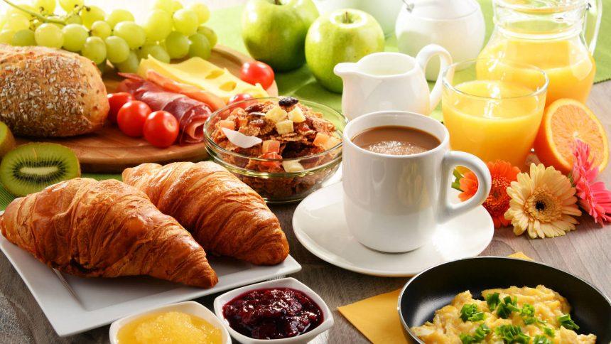 Nunca dejes de Desayunar