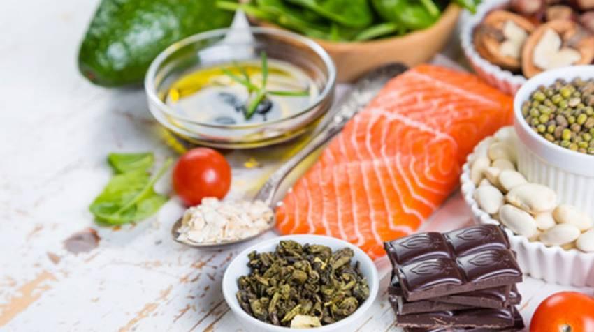 6 Alimentos para reducir el colesterol de forma Natural