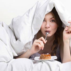 Cinco Hábitos que te hacen engordar