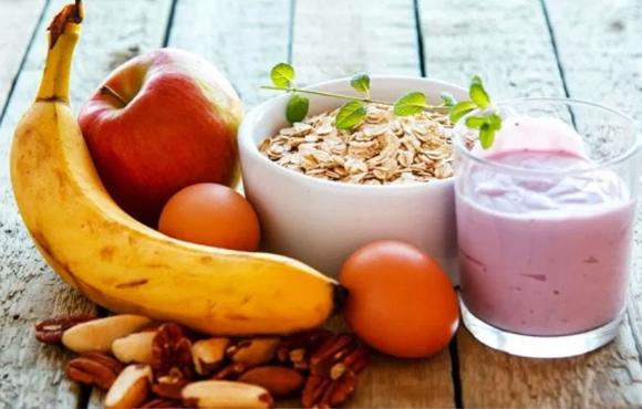 Alimentos para antes de hacer ejercicios