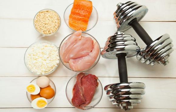 Alimentos que ayudan a aumentar la masa muscular