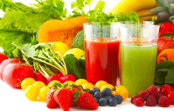 Alimentos que te mantienen hidratado