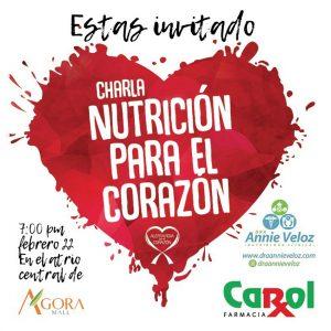 Nutrición para el Corazón