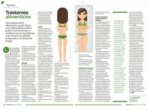 Revista InfoCarol Mayo/Junio 2017
