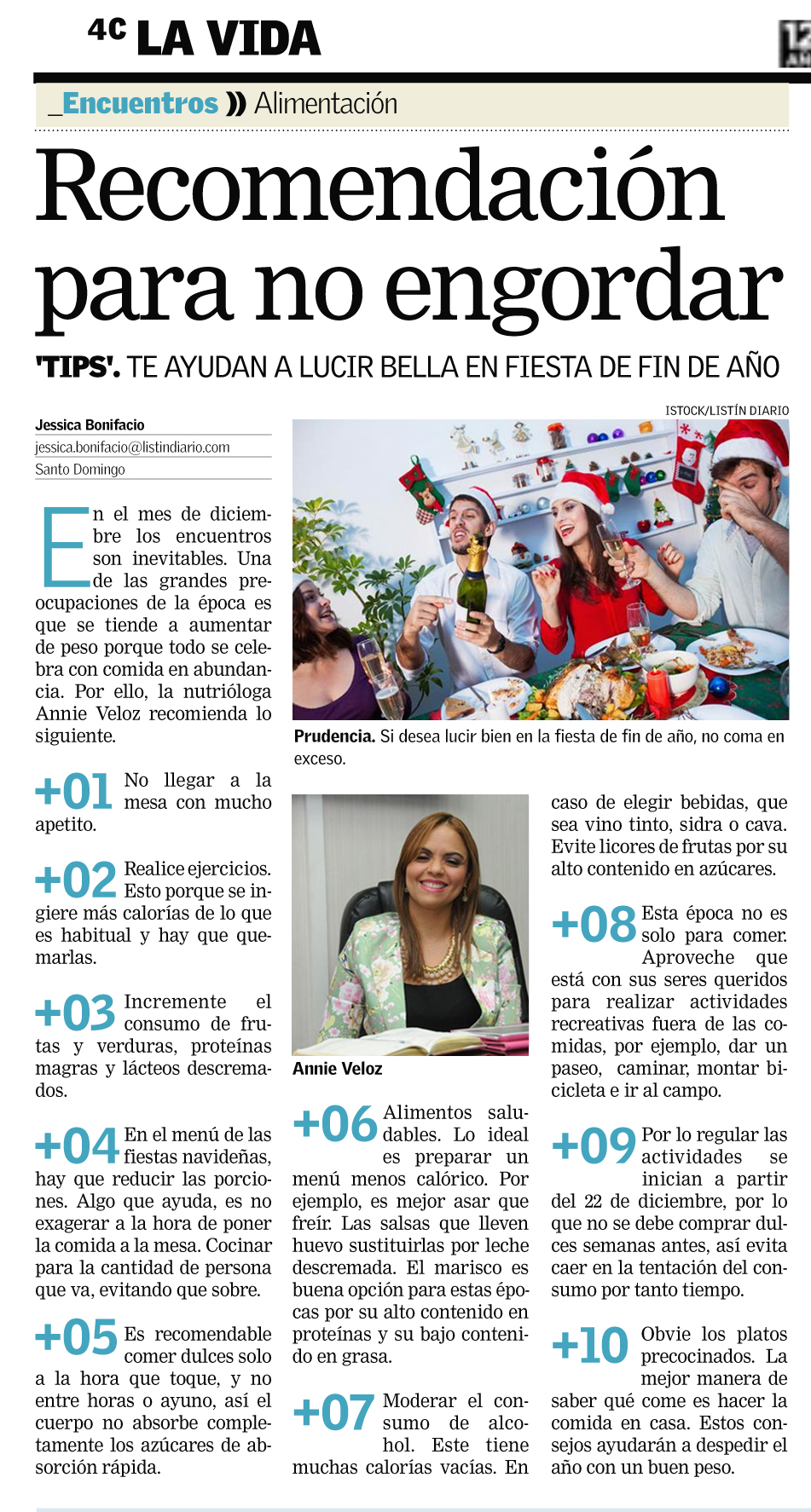 Listin Diario 26 Diciembre 2015