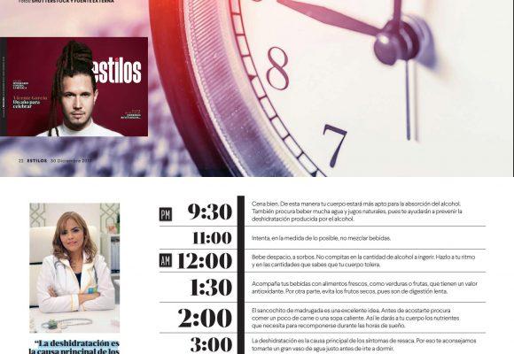 Revista Estilos 30 diciembre 2017